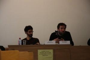 Julien Bertrand et Frédéric Rasera